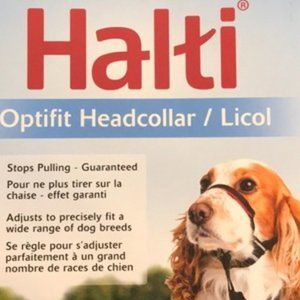 Other - 3/$20 Halti Head Collar: Stop Dog Pulling NWT